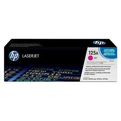 HP CB543A 125A Magenta Toner Cartridge