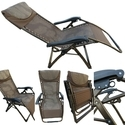 Folding Gravity Recliner Chair-Extra Wide-06CK