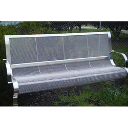 304 Steel Bench