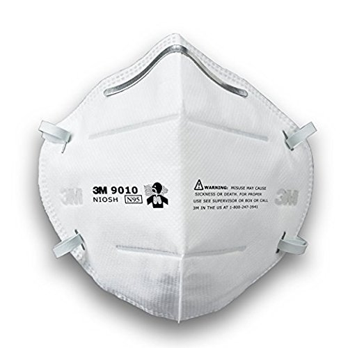 N95 Mask Pollution 3m Anti 9010