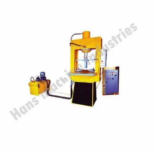 Center D-Molding Paver Block Machine