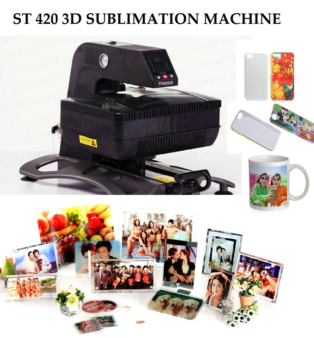 Sublimation Press Vacuum Machine
