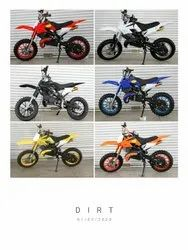 Kids Dirt 49cc Racing Bikes