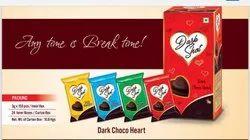 Denali Dark Shot Dark Choco Hearts