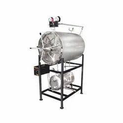 Cylindrical Steam Sterilizer