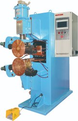 MF Inverter AC Seam Welding Machine