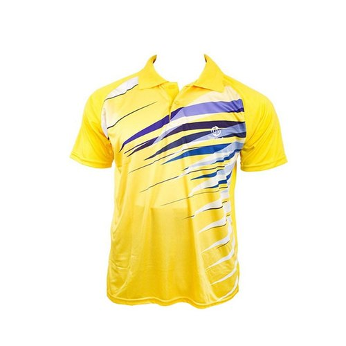 a92b067cd Polyester Men Maspro Sublimated Badminton T Shirt, Rs 592 /piece ...