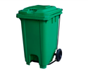 Two Wheeled Industrial Bin