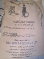 Boric Acid Powder Technical Grade