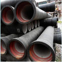 Round Ductile Iron Pipe