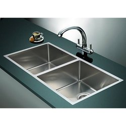 Deck Mounted Stainless Steel Stylish Imported Basin