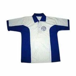Half Sleeves School T Shirt