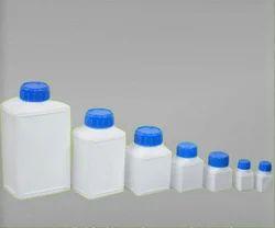 Rectangular Shape Bottle