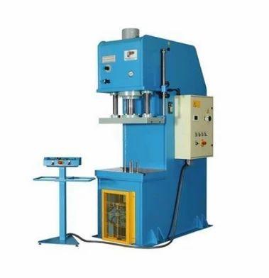 C Frame Hydraulic Press, Hydraulic Press - Mehta & Company, Surat ...