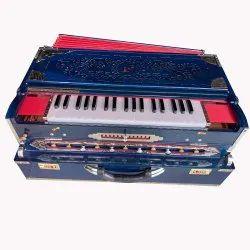 4 Line 13 Scale Portable Harmonium Special Quality