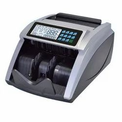 Cash Counting Machine With Fake Note Detection