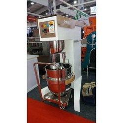 Semi-Automatic Stainless Steel Planetary Blenders, 15kW