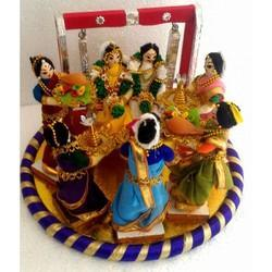 Oonjal Wedding Dolls