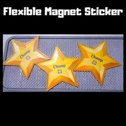 Flexible Photo Fridge Magnet