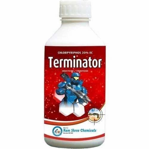 Chlorpyriphos 20 Percent Ec Termite Chemical At Rs 7800 20litre Anti Termite Chemical Id 13393239488