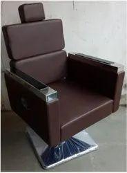 Modern Brown Beauty Chair