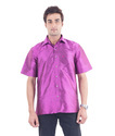 Scot Wilson Men's Silk Shirt