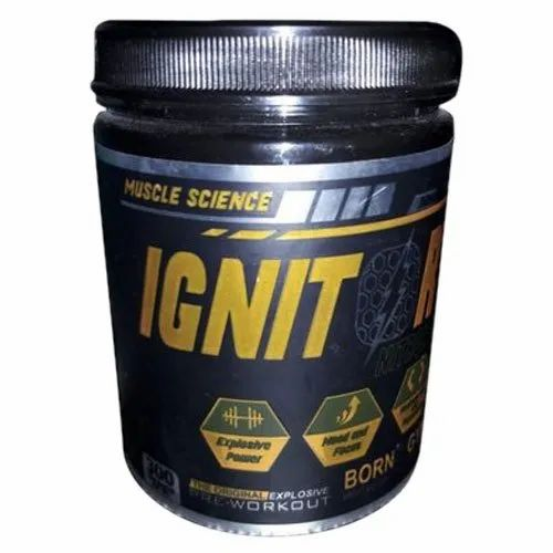 Muscle Science Ignit Born Powder, Packaging Size: 300 gm