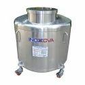 Jumbo Liquid Nitrogen Container