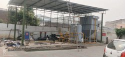 Moving Bed Bio Reactor Based STP