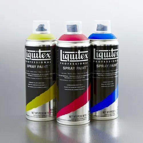 Acrylic Enamel Paint