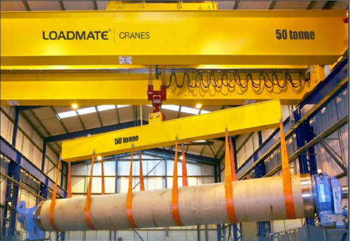 Electric Steel Mill Duty Crane, Capacity: 0-5 Ton