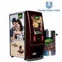 Hul Bru Gold Coffee Canister Machine