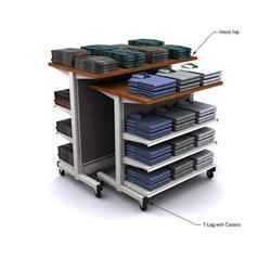 Garments Nesting Display Tables