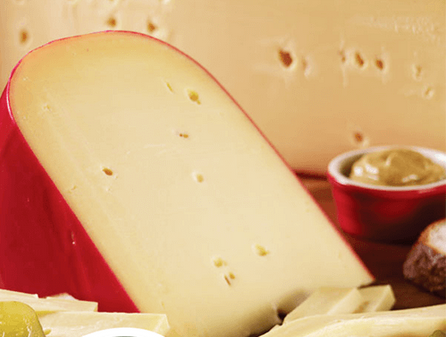 Guda Is A Dutch Yellow Cheese - Imported Cheese Wholesaler