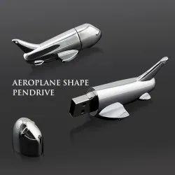 Aeroplane Shape Pendrive