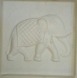Stone carving elephant picture