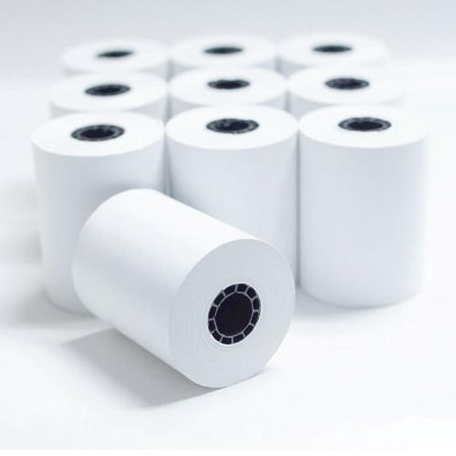 White Plain Thermal Roll