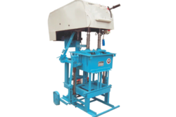 Auto Ramming Block Making Machine