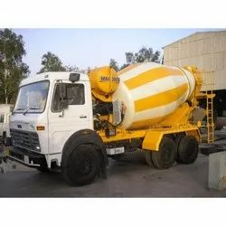 Automatic Concrete Pump Transit Mixer Hire Service