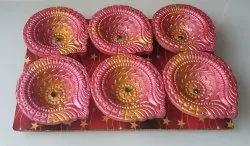 Set Of 6 Diwali Diya