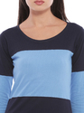 Ladies Cotton Full Sleeve T-Shirt