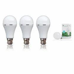 Ceramic 5 W LED Emergency Bulb Light