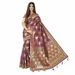 1002 Handloom Silk Saree