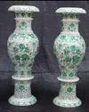 Marble Handmade Inlay Flower Vase