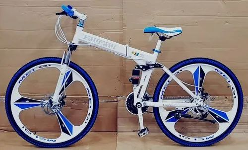 FERRARI 26 Inch 3 Spoke Foldable Bicycle at Rs 15500 /unit ...