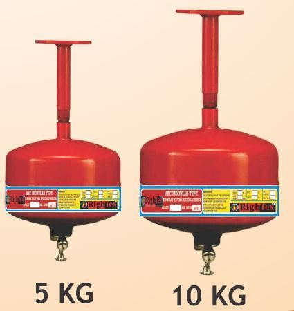 Modular Type Fire Extinguishers