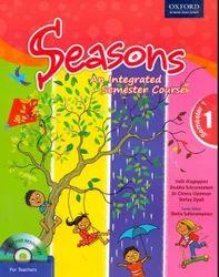 Seasons An Integrated Semester Course - Class 1 Book