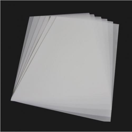 Non-Tearable White Film