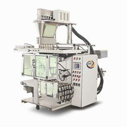 Multitrack Auger Filler Machine