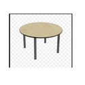 Circular Table and Semi Circular Table
